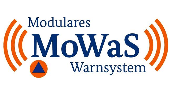 Logo MoWaS - Modulares Warnsystem