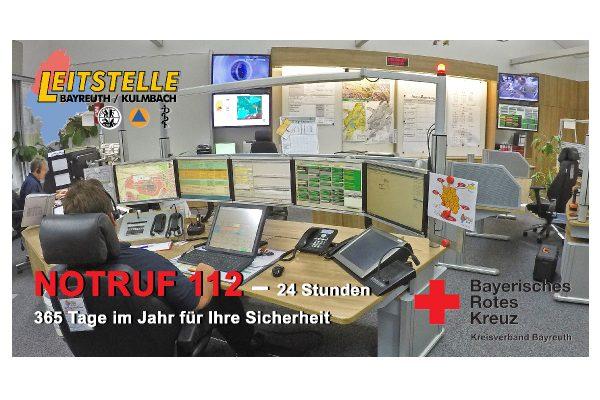 Die ILS Bayreuth/Kulmbach sucht einen Leitstellenleiter.