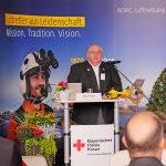 40 Jahre ADAC Luftrettung & 40 Jahre BRK Leitstelle in Bayreuth – Albrecht Sonntag referiert über die Anfänger und die Entwicklung der BRK Leitstelle