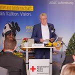 40 Jahre ADAC Luftrettung & 40 Jahre BRK Leitstelle in Bayreuth - Oberbürgermeister der Stadt Bayreuth Thomas Ebersberger