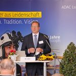 40 Jahre ADAC Luftrettung & 40 Jahre BRK Leitstelle in Bayreuth - Frédéric Bruder (Geschäftsführer ADAC Luftrettung)