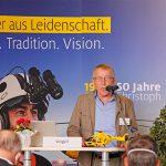 """40 Jahre ADAC Luftrettung & 40 Jahre BRK Leitstelle in Bayreuth – Georg """"Schorsch"""" Vogel berichtet aus seiner langen Dienstzeit bei der ADAC Luftrettung"""
